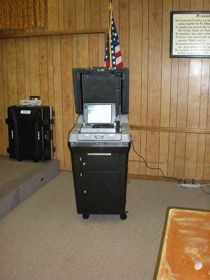 Voting Machines County Electronic Patch Approves Ny