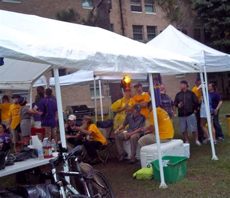LSU Tailgate | College football tailgate, Tailgate, Lsu