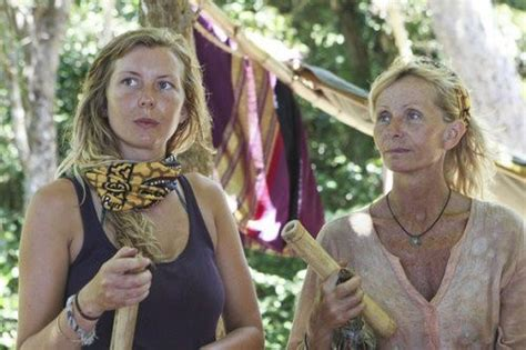 For mother-daughter 'Survivor' contestants Tina Wesson and ...