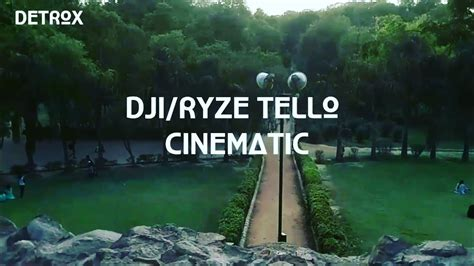 Maybe you would like to learn more about one of these? BEST CINEMATIC DRONE FOOTAGE - DJI TELLO - YouTube