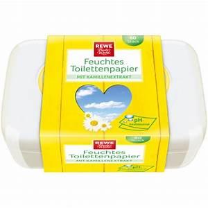 Box Für Feuchtes Toilettenpapier : rewe beste wahl feuchtes toilettenpapier kamille nachf llbox von rewe ~ Eleganceandgraceweddings.com Haus und Dekorationen