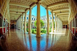 getty villa inner peristyle explored appeared in quot 7