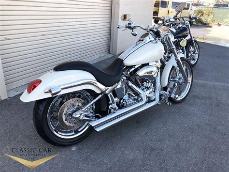 2003 Harley Davidson Soft Tail Deuce Fxstd