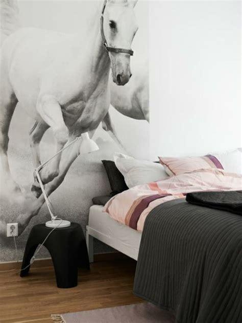ideen schlafzimmer pferde herrliche schlafzimmer designs pferd nachttisch bett idee