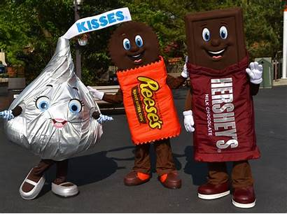 Place Hershey Characters Earth Sweetest