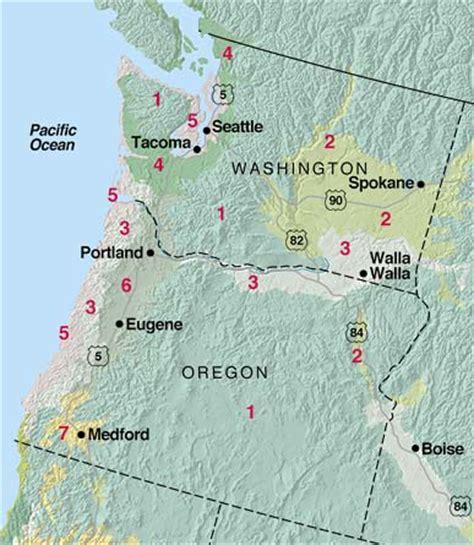 sunset garden zones plant hardiness zones master gardener foundation of grays harbor and pacific counties