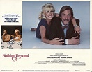 Nothing Personal 1980 Original Movie Poster #FFF-59717 ...