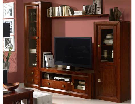 muebles de dormitorio de matrimonio color nogal en madera
