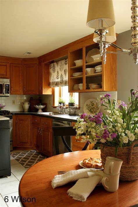 good  oak cabinets walls benjamin moore