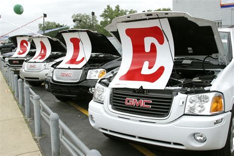 Car Dealers Have Their Way With Congress