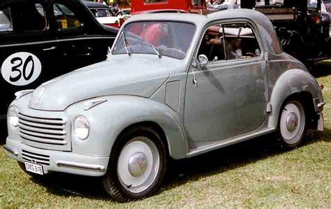 Fiat 500 History by Fiat History Part Ii Iii Myn Transport