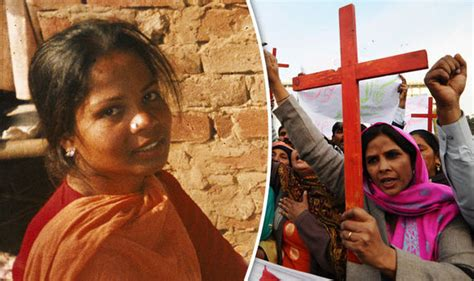 Asia Bibi's Seven Year Death Row Ordeal Over Glass Of