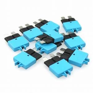 10 Pcs 28v Dc 15 Amp Circuit Breaker 15amp Manual Reset