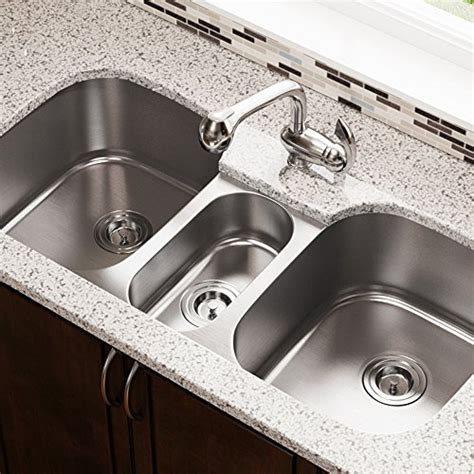 kitchen sink dubai 4521 16 undermount bowl stainless steel 2691