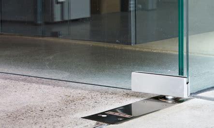 geze floor springs product programme