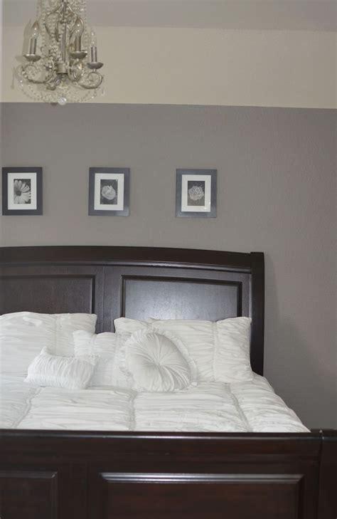 grey master bedroom grey white chandelier prints