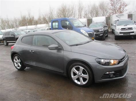 Used Volkswagen -scirocco Cars Year