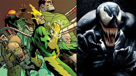 Sinister Six & Venom Spiderman Spinoff Details Revealed Youtube