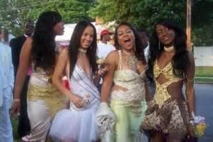 Ghetto Prom Dresses 2017