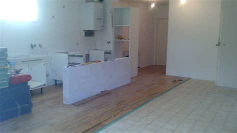 separation de cuisine sejour création d une séparation cuisine séjour ikououbel