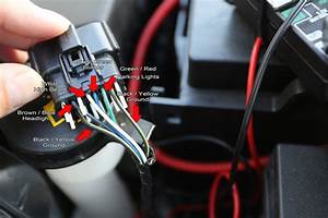Ford Headlight Wiring Harness
