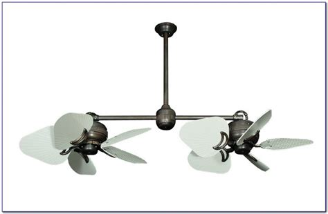 dual blade ceiling fans home dual ceiling fans with lights ceiling home decorating
