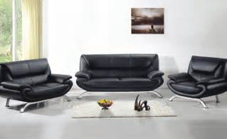 Bobs Furniture Kitchen Chairs by Leather Sofa And Chair Sets Leather Sofa Set Divani Casa