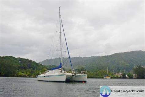 Catamaran A Vendre Pas Cher by Catamaran Aluminium A Vendre