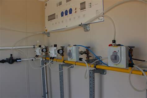chlorine gas exhaust fans gaz klorlama sistemleri