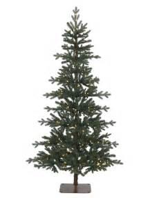 alpine pre lit christmas tree balsam hill uk