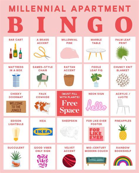 youre  true millennial   win  bingo game