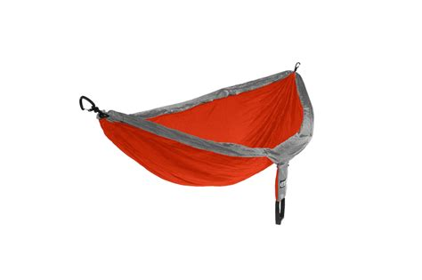 Eagles Nest Hammock by Eagles Nest Outfitters Eno Doublenest Hammock Orange Grey