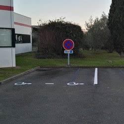 Panneau Stationnement Handicapé : marquage au sol pmr ile de france trace plus ~ Medecine-chirurgie-esthetiques.com Avis de Voitures