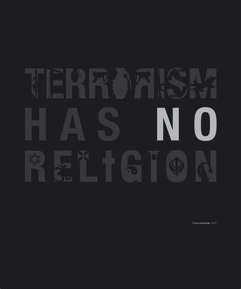 terrorism has no religion by no preview on deviantart