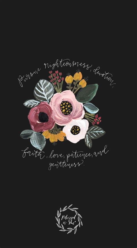 Aesthetic Bible Verse Wallpaper Iphone by Watercolor Wallpaper For Phone Iphone Scripture