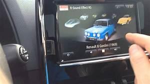 Test Des Soundgenerator Renault Clio Gt 2014  German  R