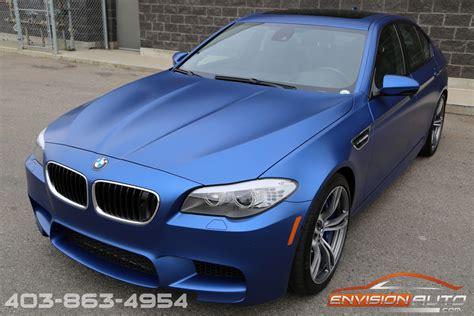 Bmw M5 Blue by 2012 Bmw M5 Executive Pkg Frozen Blue Metallic