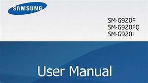 Download Samsung Galaxy S6  U0026 S6 Edge Manuals  U0026 User Guide