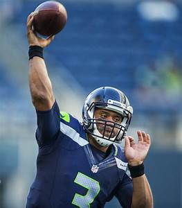 Seahawks quarterback Russell Wilson is now in complete ...