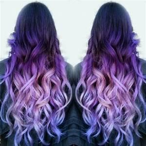 Best 25+ Black to purple ombre ideas on Pinterest   Black ...