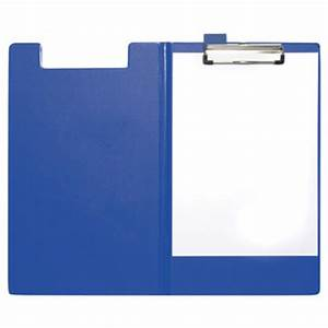 payportecom hardbacked clipboard file folder blue With document clipboard