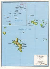 Seychelles Maps - Perry-Castañeda Map Collection - UT Library Online Seychelles