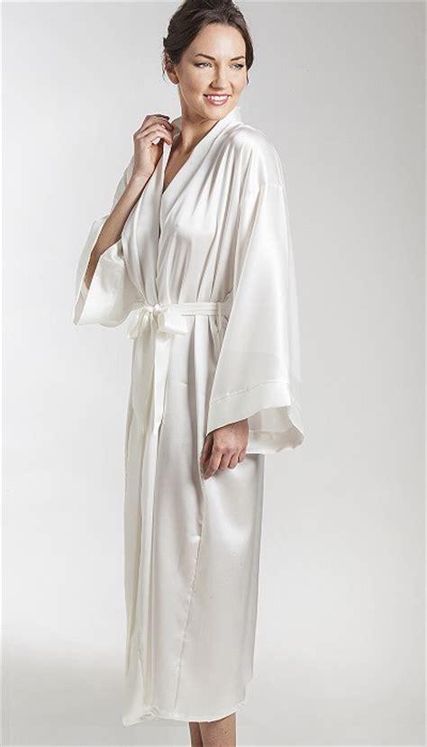 pure silk kimono style robes   england