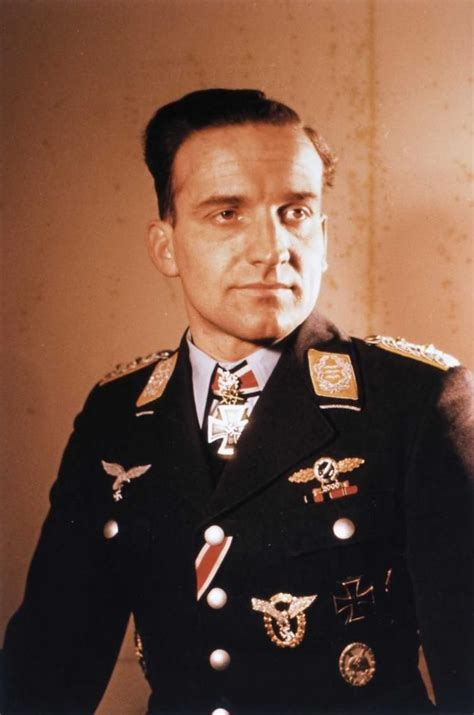 Most Decorated German Soldier by Oberst Hans Ulrich Rudel Http Www