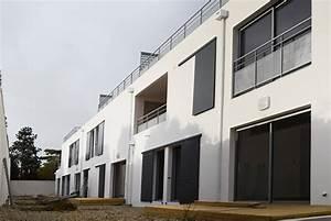 Agence Du Soleil Le Pontet : ubik architectes 21 logements et 2 commerces 17 ~ Dailycaller-alerts.com Idées de Décoration
