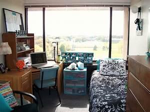 The Lovely Side: Dorm Tour: My Old Dorm!