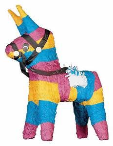 Pinata Basteln Pferd : pinata buntes pferd partydeko und g nstige faschingskost me vegaoo ~ Frokenaadalensverden.com Haus und Dekorationen
