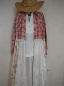 Clothing Upcycled Shabby Chic Dress