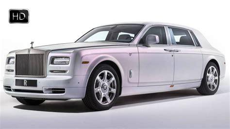 2016 Rolls-royce Phantom Serenity Luxury Limousine