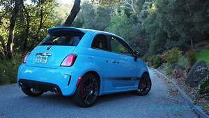 2016 Fiat 500 Abarth ReviewFlawed but feisty boredom
